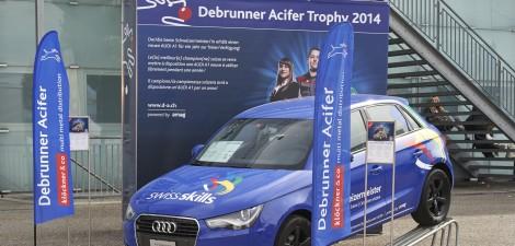 Debrunner Acifer Trophy Audi