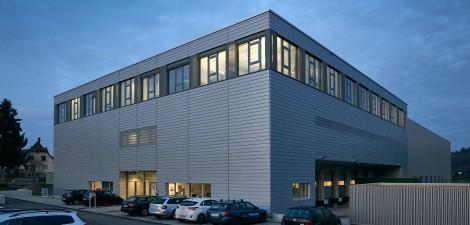 Centro logistico a Kölliken